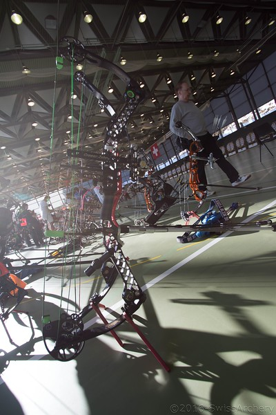 CS SM Indoor Compound Bowhunter Longbow