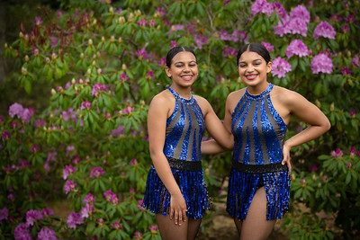 Mya & Jalani Nieves Dancers Image Spring 2021 Dance Portraits Spring Flowers Portraits Dancer New England Western Mass Candid Formal Nature Professional Photographer Near Me Local Small Business Senior Pictures Photos Love Happy Kid Kimberly Hatch Photogr