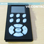 SKU: V6-CONTROL, Full Control Panel set with LCD and Control Buttons for V-Auto Vinyl Cutter