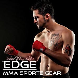 Edge Mixed Martial Arts Sports Gear