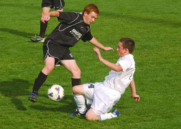 April 12, 2005 - UL Soccer vs Central Macon