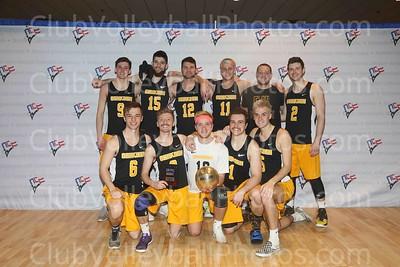 Wisconsin Oshkosh B Team Photo