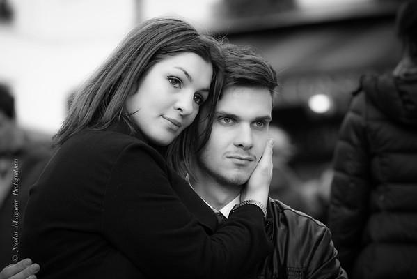 Lisa et Mathieu, Il Etait Une Fois Montmartre