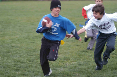 CMS Jr Football 2007 Game 6 SF vs IHM