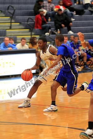 2009 12 16 Clarkston JV Basketball vs Carman Ainsworth