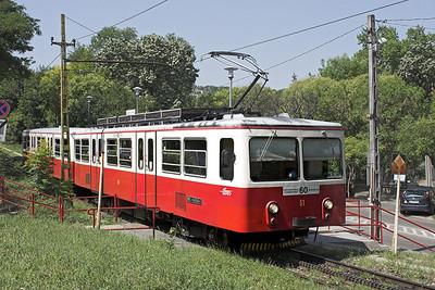 Budapest Cog Railway