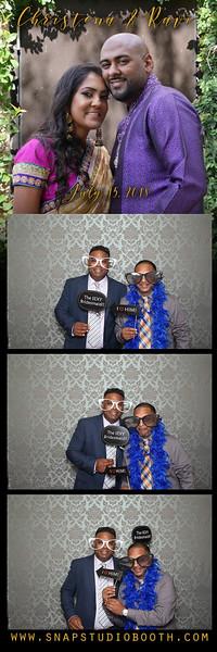 2018-07-15 Christena & Ravi's Wedding