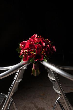 Stl Bride Mag Bouquet Shoot