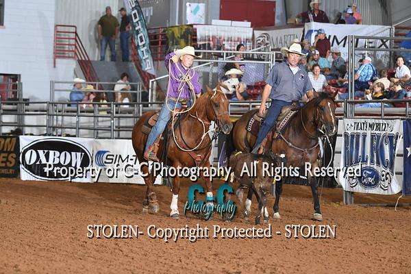 3rd Steer Joe Beaver Labor Day  2019 Glenrose, TX