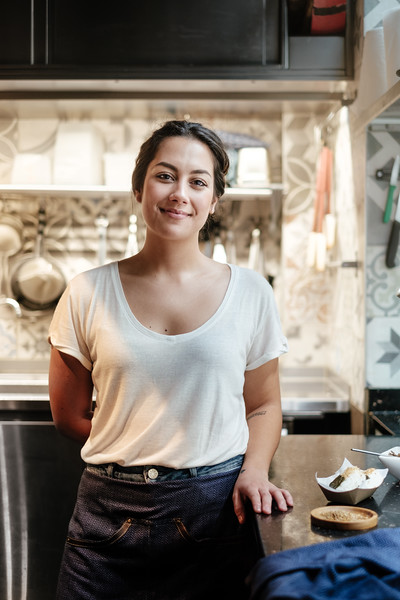 Jenna - Nubi Urban Food Geneva