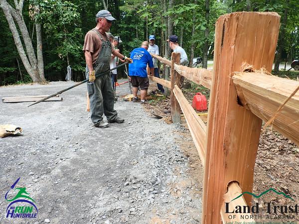 2016 LTNA Trail Work Day