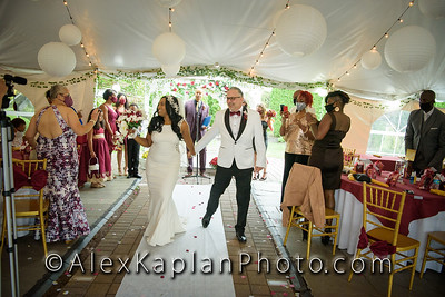 Wedding at The Gran Centurions, Clark, NJ by Alex Kaplan Photo Video Photobooth
