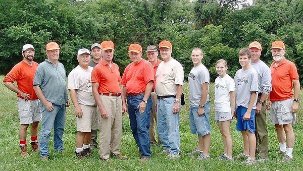 2004 July Shoot