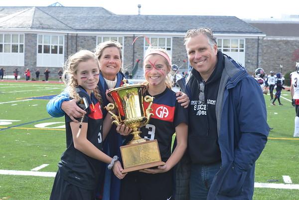 Girls' Soccer: GA-PC Day