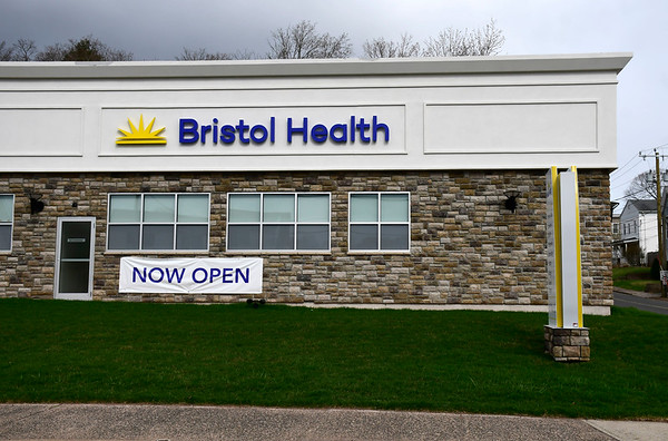 4/10/2020 Mike Orazzi | Staff The Bristol Health location in Southington.