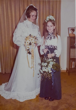 Our Wedding 1973