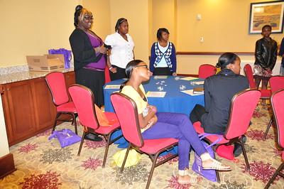 2010 Women's Retreat   Teen Workshop