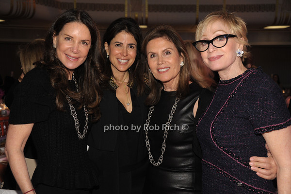 Lois Robbins, Rona Davis, Bonnie Lautenberg, Carol Weisman photo by Rob Rich/SocietyAllure.com © 2014 robwayne1@aol.com 516-676-3939