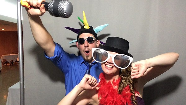 Amy & Chad - Photo Booth