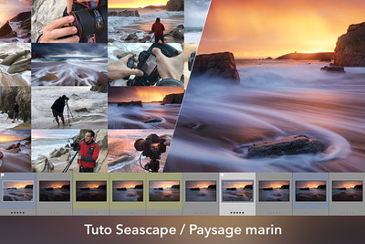 Tuto Seascape / Paysage marin