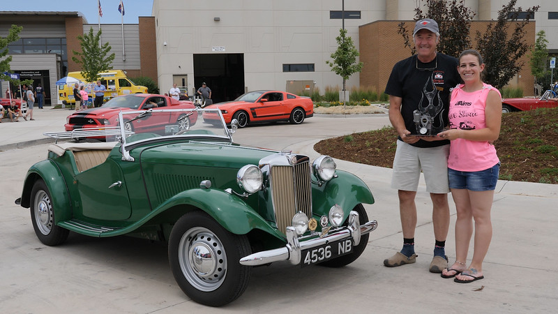 Best European – John Willey – 1952 MG-TD