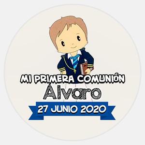 Comunión Álvaro
