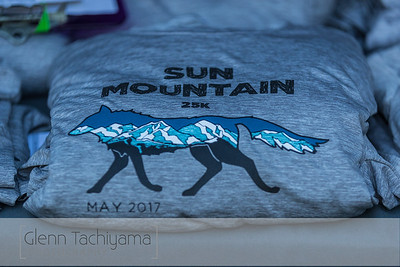 Sun Mountain 25K/Kids Run 2017
