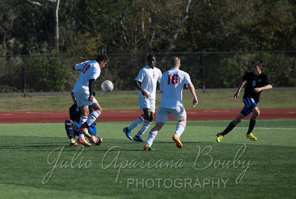 131026 SWOCC Men Soccer vs South Puget