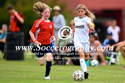 09 Lady Lobos Rush Blue vs U13 AR Revolution FC