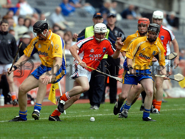 Nicky Rackard Cup Final Armagh V Roscommon. Armaghs Terry McCann 07W33N259
