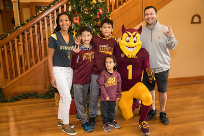 ASU Alumni Association - Storytime With Sparky!