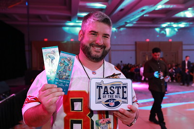 Recap Miami 2020 Trip Taste of The NFL