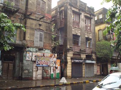 Delhi and Calcutta