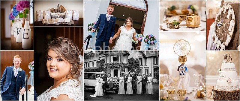 Lynsey & David Wedding