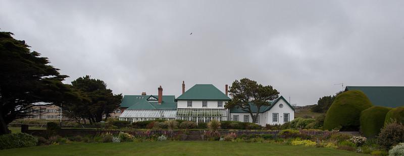 Antarctica and Falkland Islands 2012