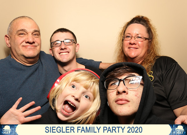 Siegler Family Party