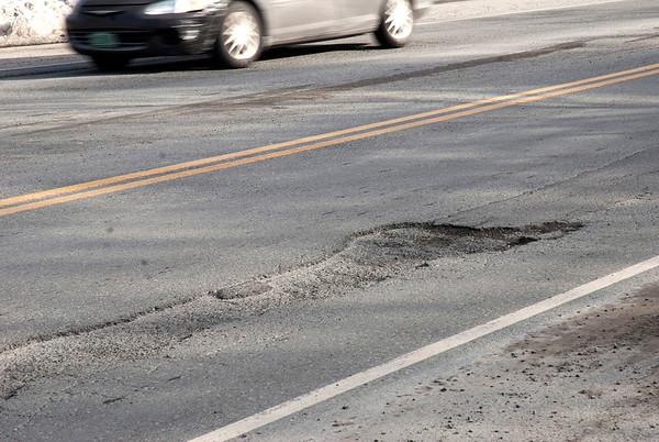 Potholes- Brattleboro