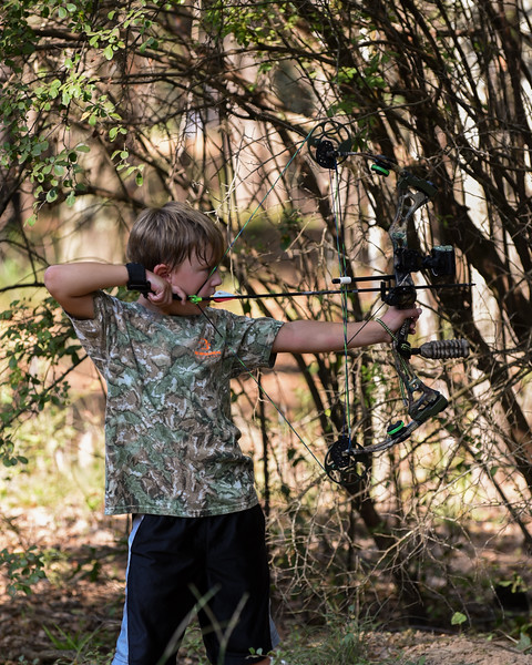 Freedom Outdoors Archery shoot 2016