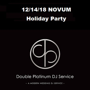 12/14/18 NOVUM Holiday Party