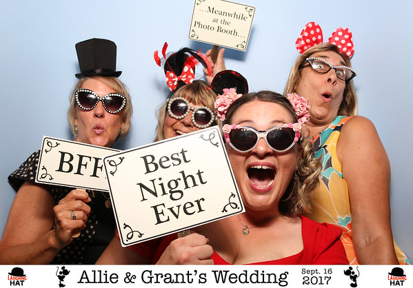 Allie & Grant's Wedding