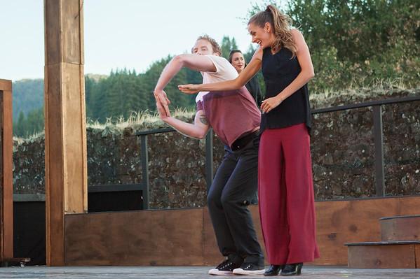 Transcendence's Broadway Under the Stars - Those Dancin' Feet