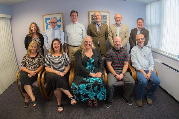 Faculty Senate Executive Committee, 2017-18