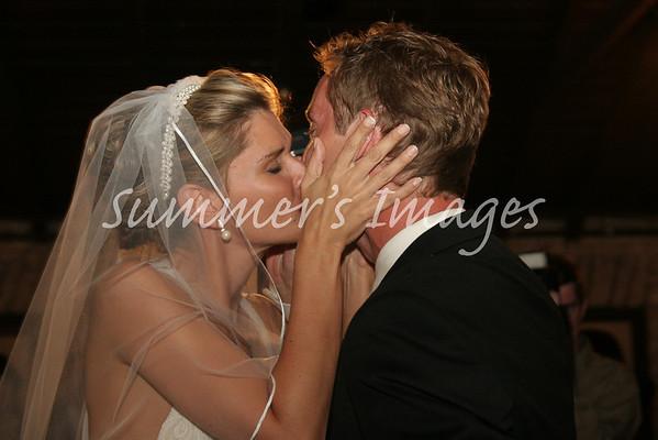 Corby and Stephanie Wedding
