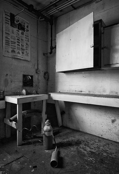 Workbench  Lumber Mill, McCloud, CA
