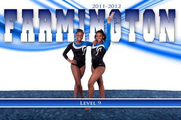 Farmington Gymnastics 2012
