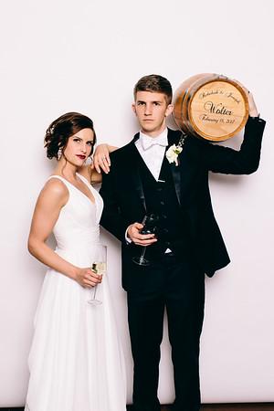Rebekah & Joe, the photobooth