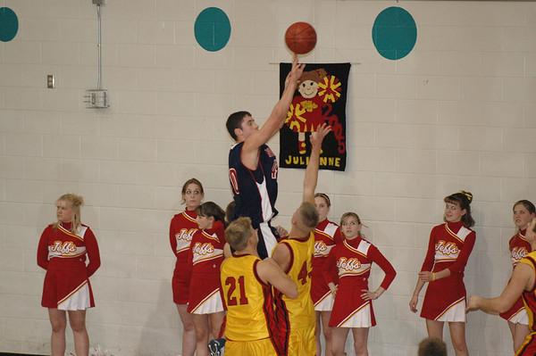 Var Boys Basketball vs Fairbury
