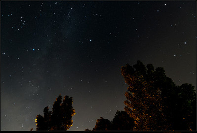 Star fields