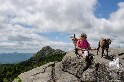Mount Chocorua and The Sisters 5-27-21