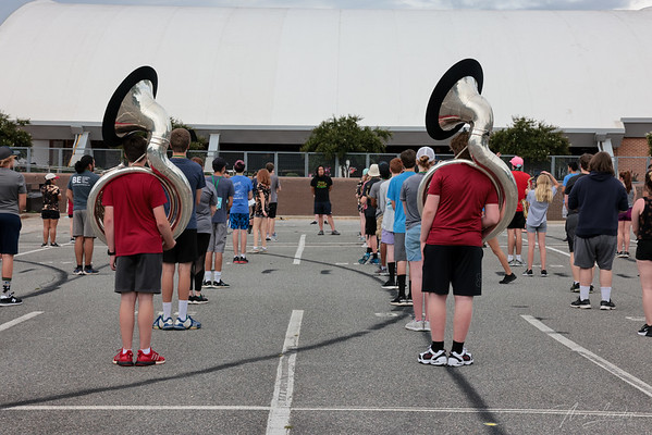 2021-08-16 Band Camp